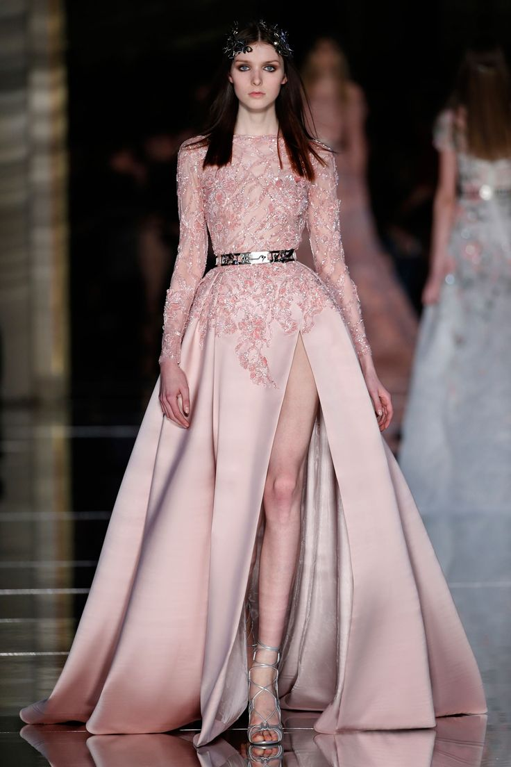 1000 Images About Couture Dress Long On Pinterest