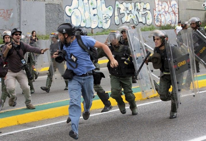 This is the catastrophe the world has been ignoring -- Venezuela is in a crisis.