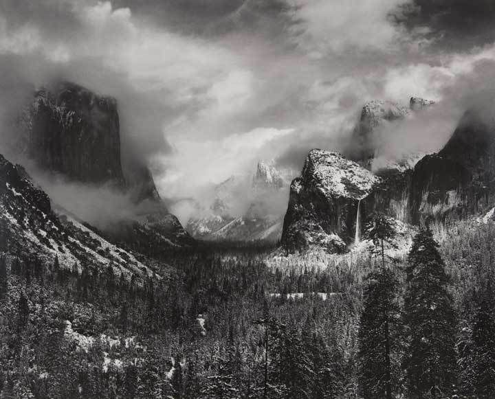 'Ansel Adams: A Photographer's Evolution' in Cincinnati