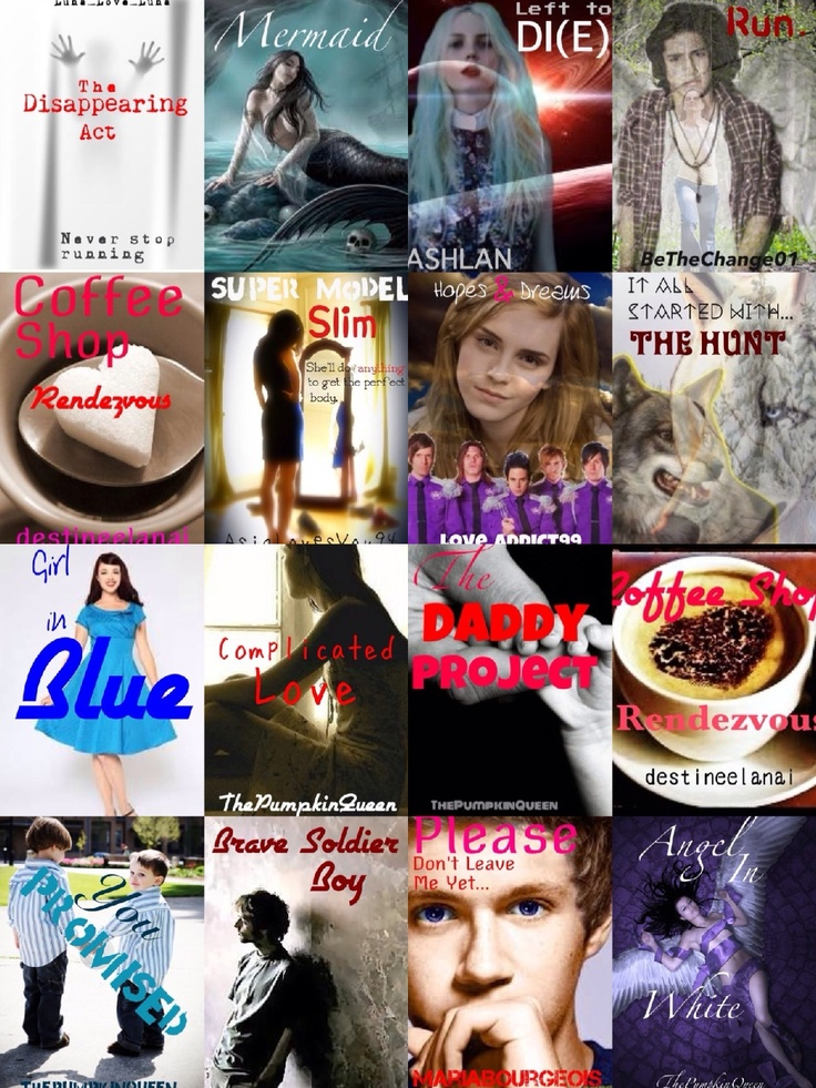 Book Cover Collage ~ Book cover collage covers pinterest