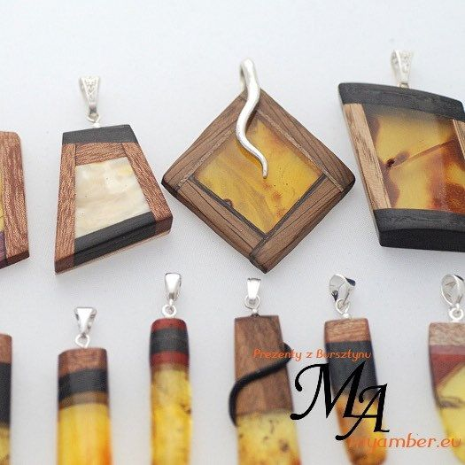 New pendants avaible.  Author's collection.