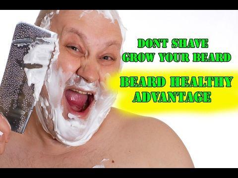 Mens Beard : 7 Healthy Reason Why Should Men Grow Beard / Facial Hair | ...