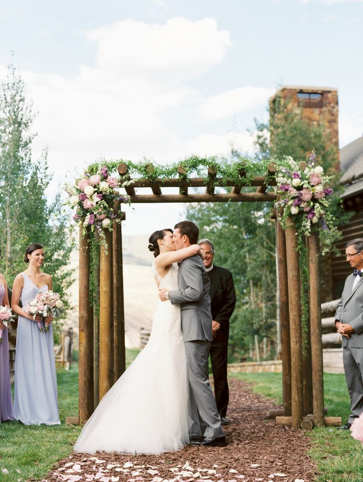 75 best outdoor wedding images on pinterest glamping weddings beaver creek wedding at the ritz carlton with lavender details junglespirit Images