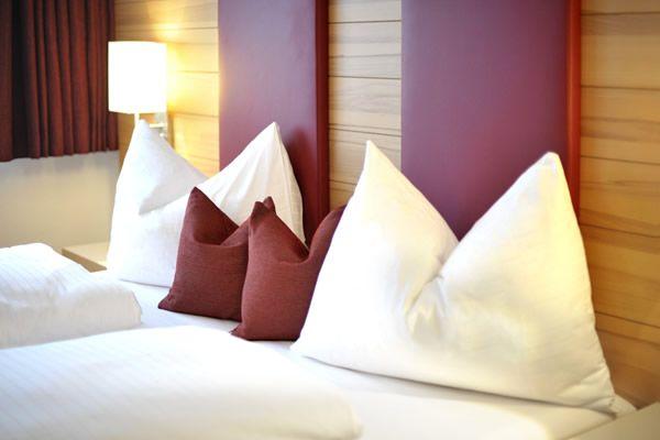 Gemütliches Doppelzimmer im Hotel Sonnschupfer in Schladming