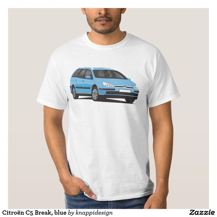 Citroën C5 Break, blue t-shirts  #citroen #citroën #citroenc5 #citroënc5 #citroenc5break #frenchcars #automobile #automobileillustration #car #cartshirts #french #auto #bilar