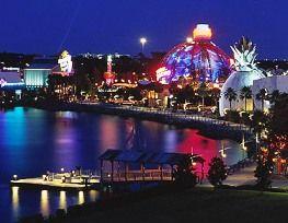 Downtown Disney, Orlando, Florida, America. Part of our Disney World trip.