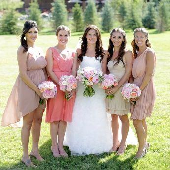 Ask Martha: Bridesmaids Etiquette - Martha Stewart Weddings Planning & Tools