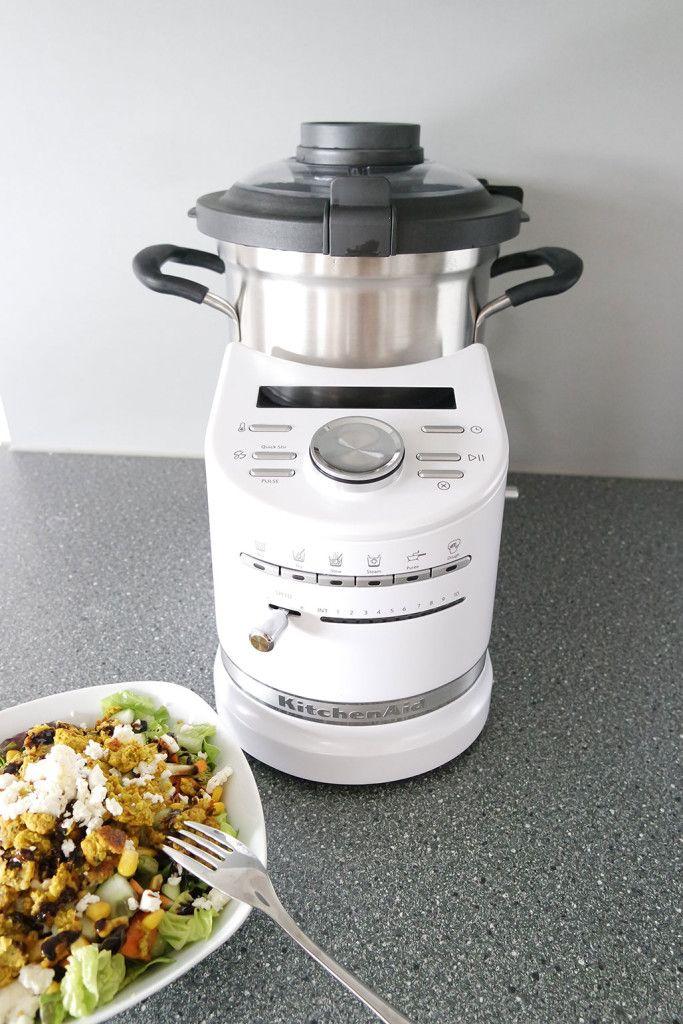 #kitchenaid Artisan Food Processor - mein Bericht