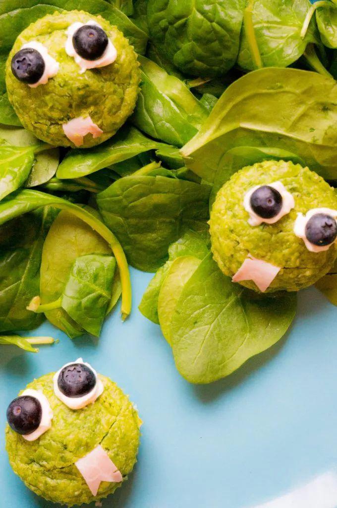 Gruffalo Kikkermuffins – Babies Kitchen