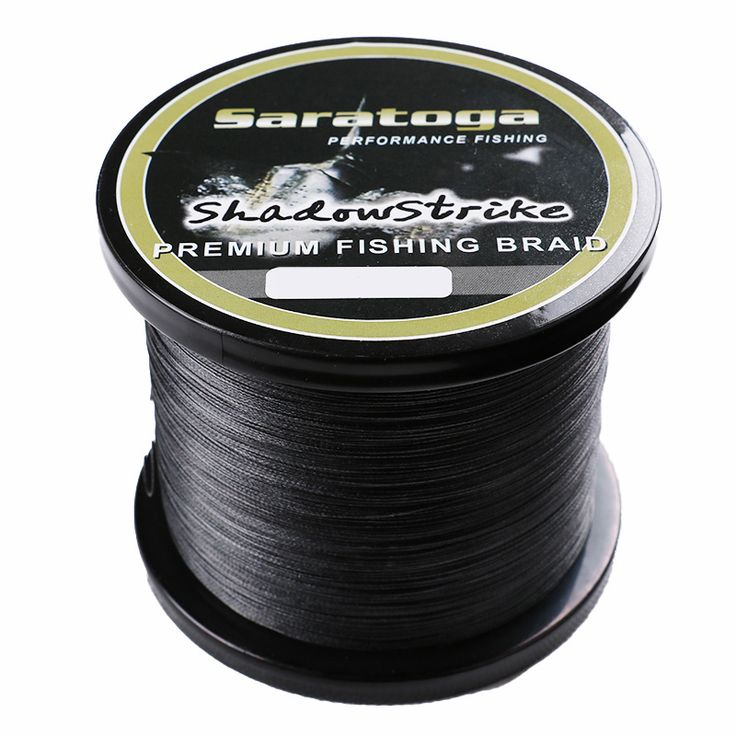 Strong Saratoga 1000m/1100yards 8 Strands 6-300lb 100% PE Braided Fishing Line Multifiament Fishing Wire Material from Japan