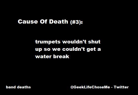 Band Death #3