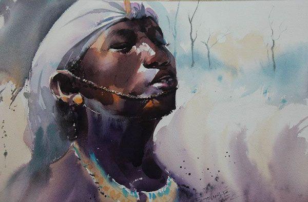 Ejoumale Djearamine on Behance