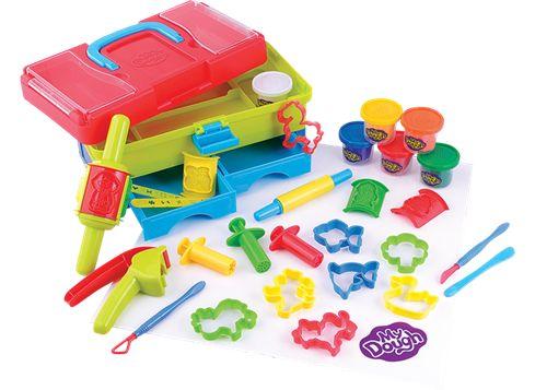 MY DOUGH verktøykasse