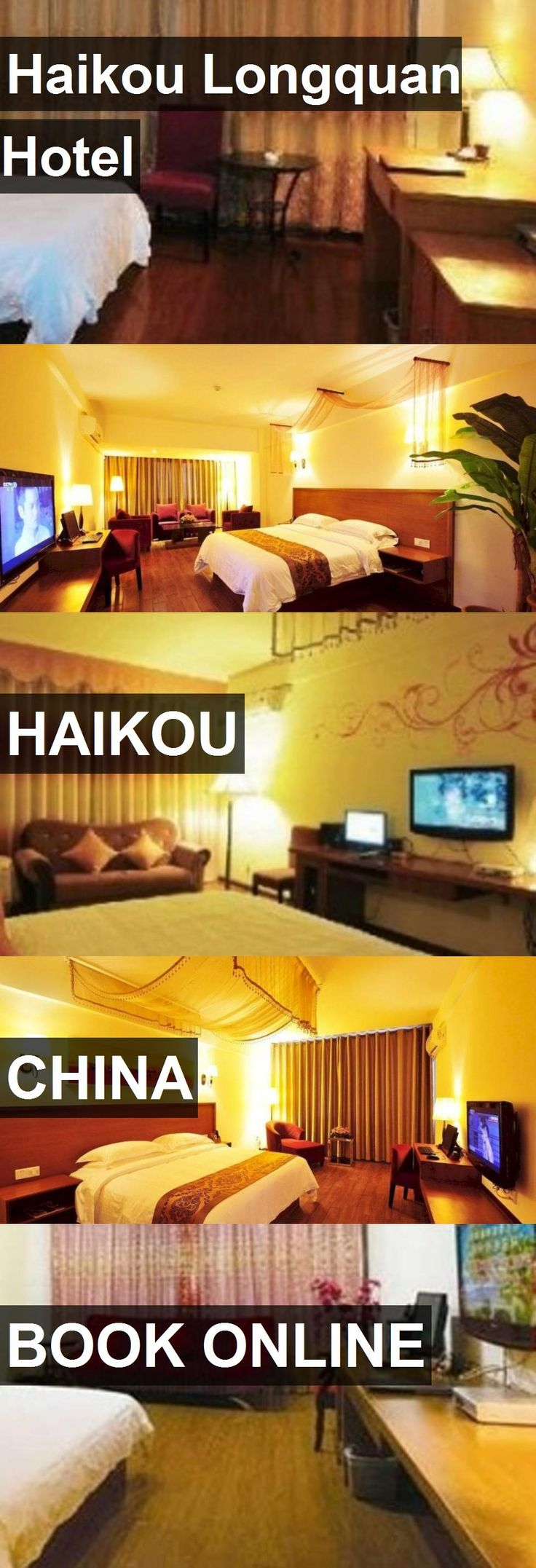 Haikou Longquan Hotel in Haikou, China. For more information, photos, reviews and best prices please follow the link. #China #Haikou #travel #vacation #hotel