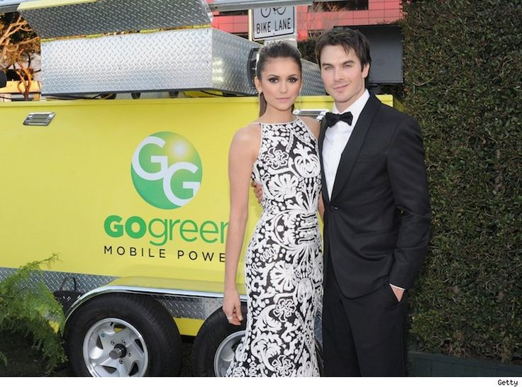 Did Nina Dobrev and Ian Somerhalder Break Up Due to Age Difference? | Cambio