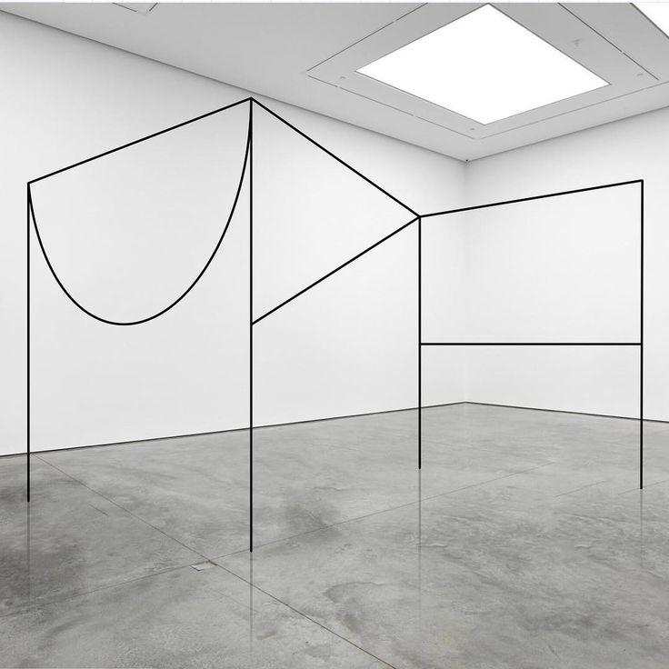 """""""Three/50/O.d."""" 2017 #conceptualart#sculpture#artist#abstractart#abstractarts#installationart#geometricart#visualartist#visualisation#minimalart#contemporaryart#rendering #minimalsculpture#newart#contemporaryartist #mikaelchristianstrobek"""