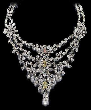 Most Expensive Necklaces | List of the Best Choker and and Long Necklaces