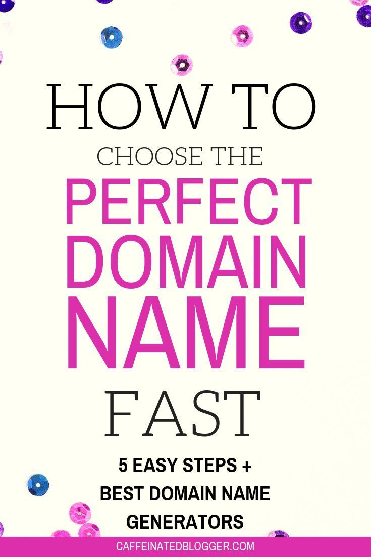 Ultimate Guide How To Come Up With A Blog Name Fast 5 Easy Steps Creative Blog Names Blog Names Domain Name Generator