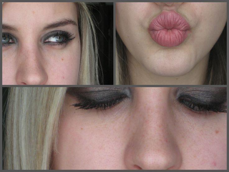 sexy black smokey eye  http://www.youtube.com/watch?v=pB2W_tO78Vo
