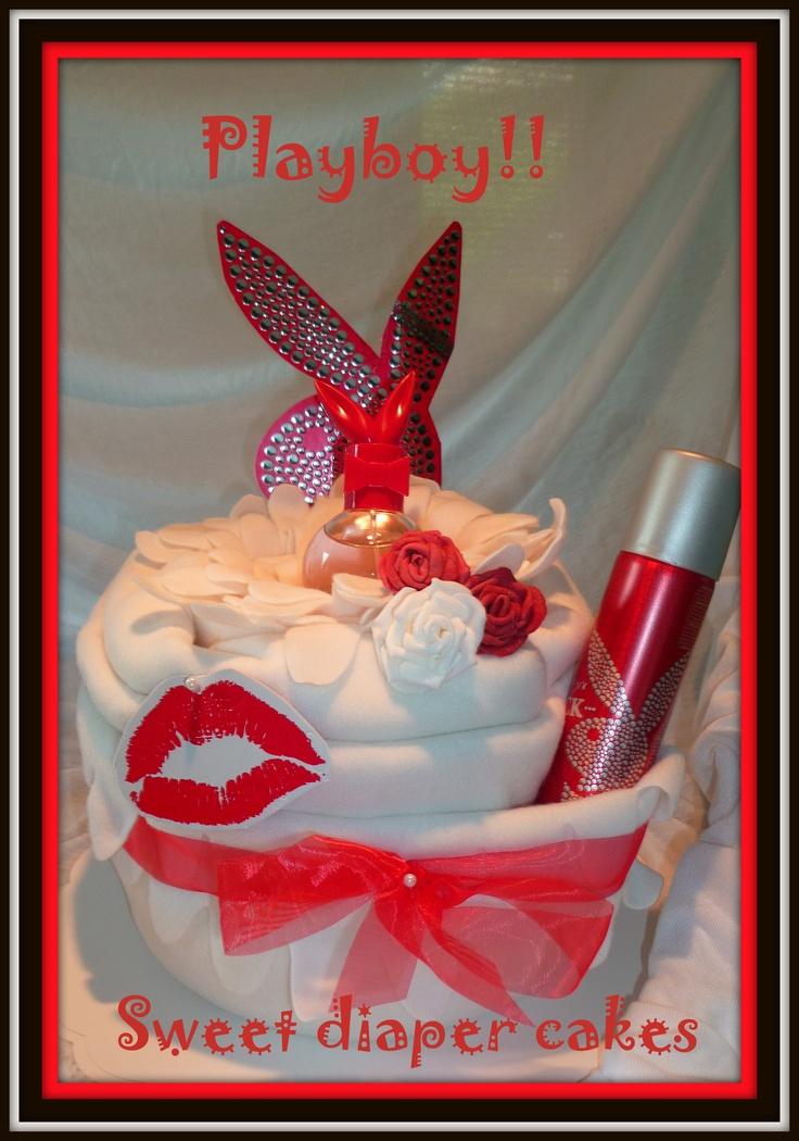 Gâteau-plaid Playboy!;o)