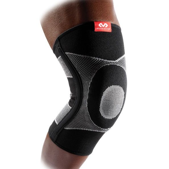 Knee Sleeve/4-Way Elastic w/Gel Buttress And Stays | McDavid