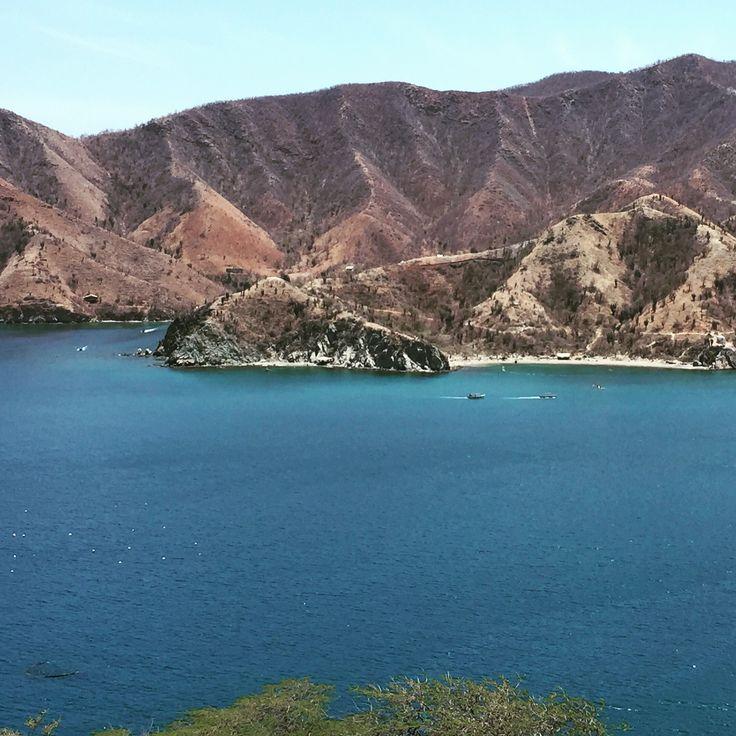 Bahía de taganga