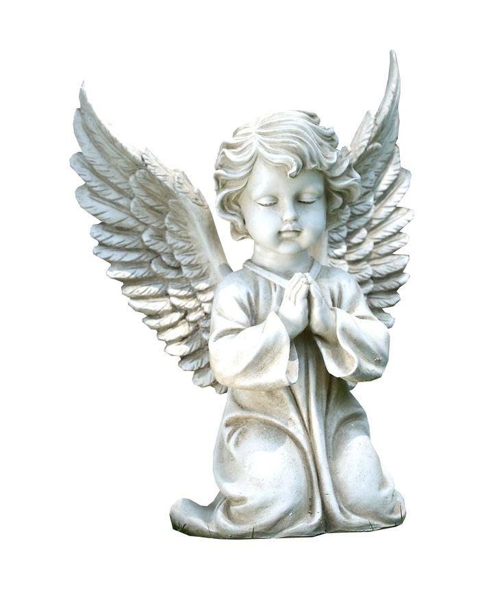 Pin by Ingrid on Angel in 2019 | Angel garden statues ...