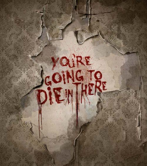 """you're gonna regret it. you're gonna regret it. you're gonna regret it."" American Horror Story Season 1 Recap Video Collage. So good! (SPOILERS!)"