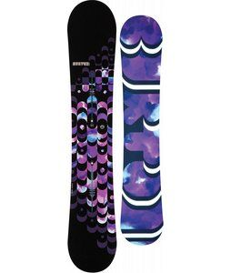 If you are looking for a board that feels good to ride try a Burton Feelgood ICS snowboard. This all-mountain womens board is made with a Super Fly II core and a lightweight carbon I-beam spine to give you a light and responsive board that will give you a great experience on the mountain. It has thick sidewalls and a sintered base that will give you a long lasting, durable ride that you will enjoy for years to come.