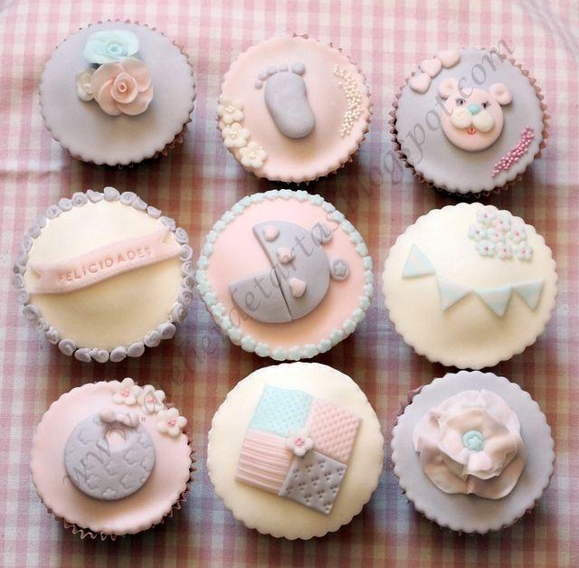 Atelier de Tartas: Cupcakes para Bautizo