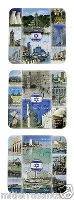 3-Puzzles-14x14-cm-Israel-Sites-Souvenirs-From-Israel-Gift