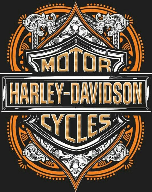 160 best logos harley davidson images on pinterest harley harley davidson would make a nice lone wolf or couples patch voltagebd Choice Image