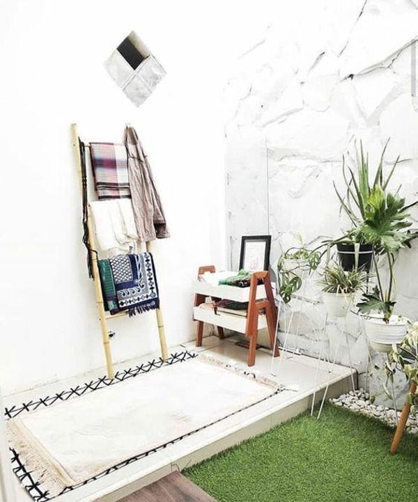 30 Praying Room Ideas To Bring Your Ramadan More Beautiful Muslim Prayer Room Ideas Beautiful Home Designs Minimalis House Design