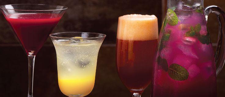 Kuvings: Sparkling Cocktails con estratti di frutta