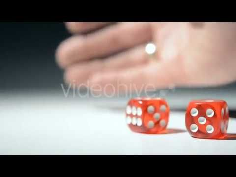 Rolling the Dice (Stock Footage)