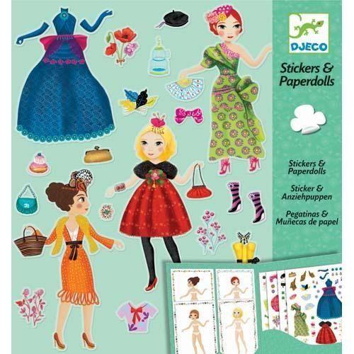 Paper Dolls - Massive Fashion Paper Dolls >>> Visit the image link more details.