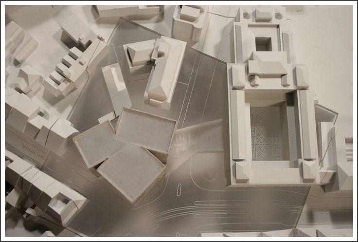 Vincent de Rijk for OMA :: Basel :: plexi excavation 2