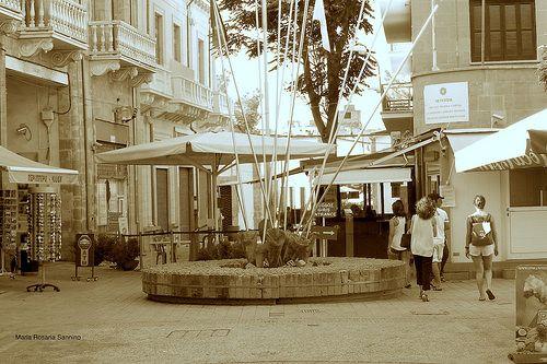 Checkpoint Nicosia Turkish part (Cyprus)