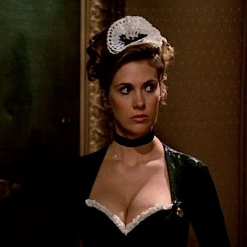 Inspiration for Louise: Colleen Camp in Clue the Movie