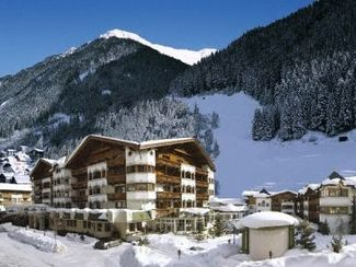 #Ski #Austria - #Ischgl - Hotel Trofana Royal 5*