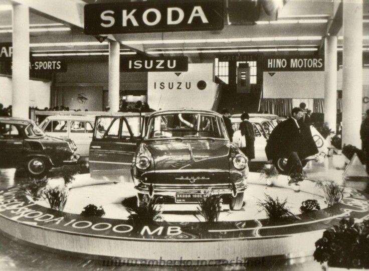 Sériová Škoda 1000 MB sa po prvý raz predstavila verejnosti na ženevskom autosalóne roku 1964. A zožala úspech. Chválila ju aj západná motoristická tlač.