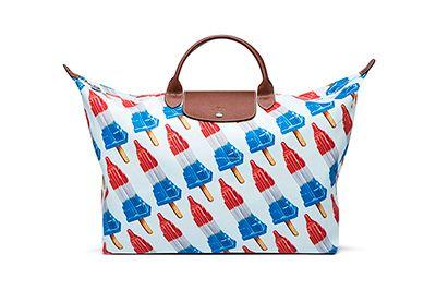 ロンシャン×ジェレミー スコットの新作バッグ、Nyのエンパイア ステート ビルがアイスキャンディに