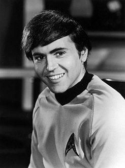 Star Trek: The Original Series - Walter Koenig as Ensign Pavel Chekov: A Russian born navigator introduced in the show's second season.