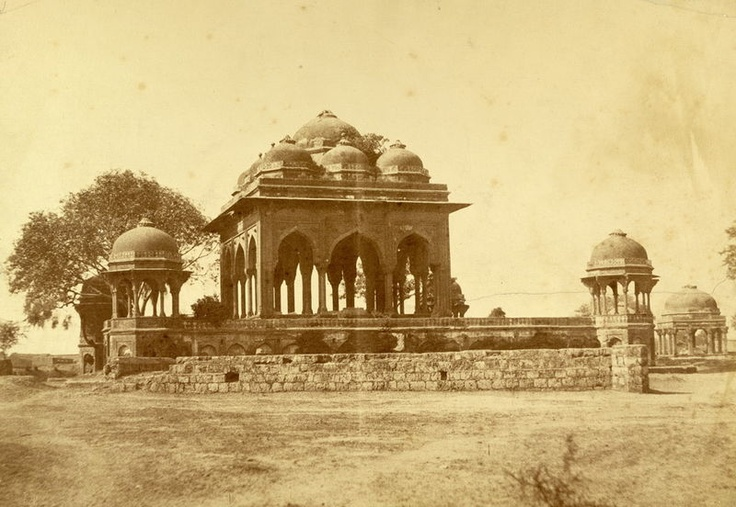 First protest against British in Meerut City 1857 by Mangal Pande , India