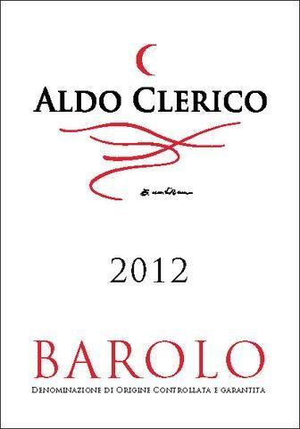 Aldo Clerico Barolo 2012