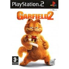 Garfield 2 PAL for Sony Playstation 2/PS2 from The Game Factory (SLES 54172)