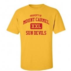 Mount Carmel High School - San Diego, CA | Men's T-Shirts Start at $21.97