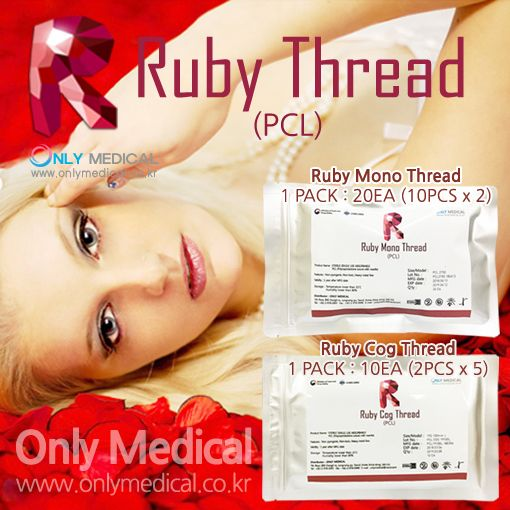 PCL Thread lifting ♥ Ruby Thread (PCL) ♥ ♥ Packing Unit