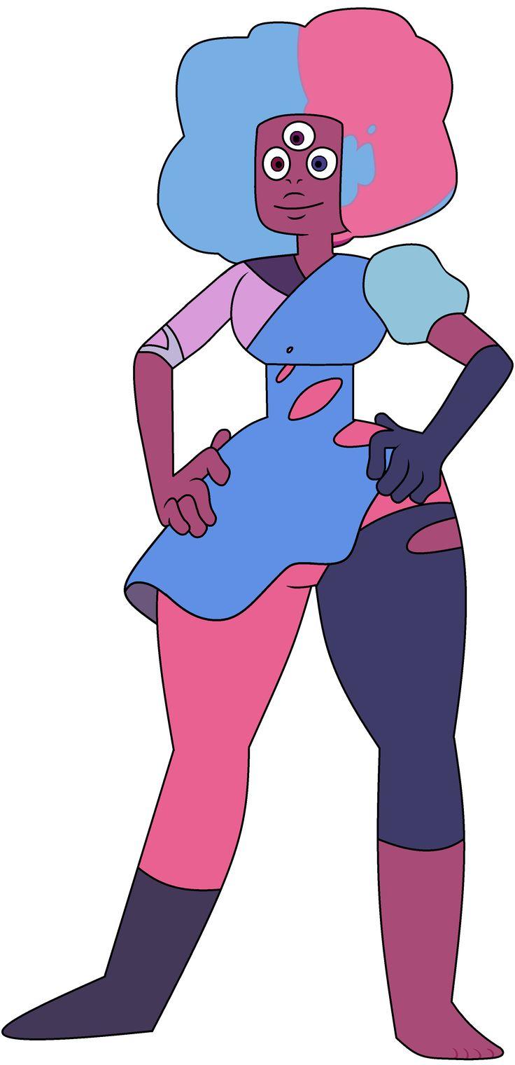 Porque Garnet foi a melhor jogada de Rebecca Sugar - Steven Universo