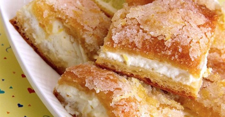 The Lemon Cream Cheese Bars, Irresistibly Satisfying You Might Eat Them All!
